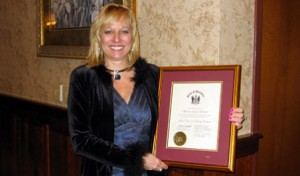 Hall of Fame of Delaware Women Award, Beverly Stewart