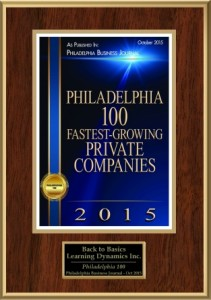 Philly Top 100 Award Image
