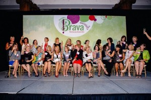 Brava! Awards, the toast to success, Beverly Stewart