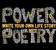 Power of Poetry Logo