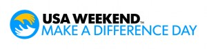 Make A Difference Day logo 2014
