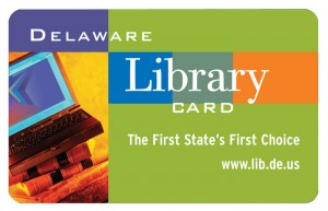Delaware Library cards