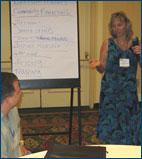 Speaking engagement 2005