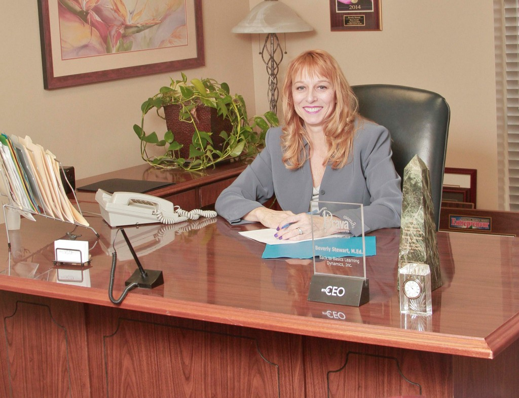 2015, Beverly at desk (2)