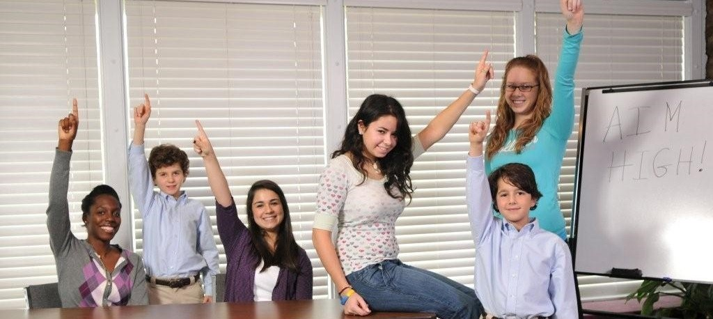 Students at Back to Basics Learning