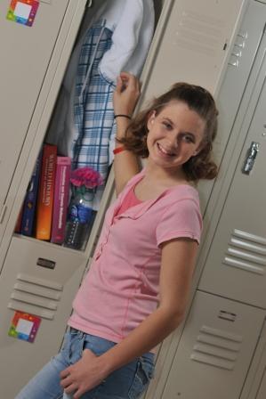 Locker girl compressed