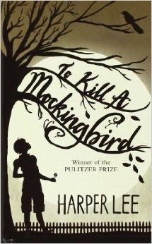 To Kill a Mokingbird Book Cover