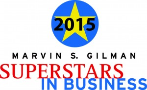 WINNER Superstars in Business Logo