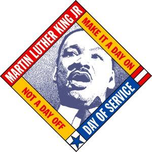 MLK Day logo