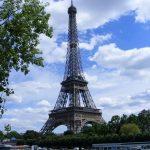 Eiffel Tower, daytime