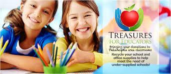 Treasures for Educators