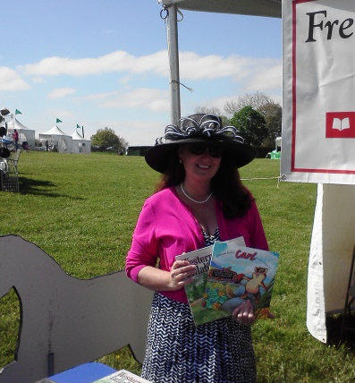 Winterthur Point to Point Steeplechase, Success Won't Wait Book Giveaway