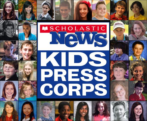 Scholastic Kids Press Corps