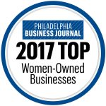 Philadelphia Business Journal Top Women Owned Businesses 2017