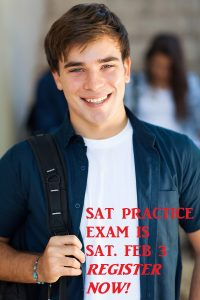 Taking the SAT in Delaware? An SAT Practice Exam is your first step. Back to Basics is offering a practice test on Feb. 3, 2018. Register now!