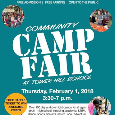 Tower Hill Camp Fair 2018