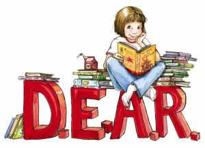 April is Drop Everything and Read Month (DEAR). Here's what parents need to know!