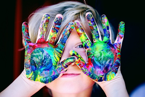 How to unleash your child's creativity