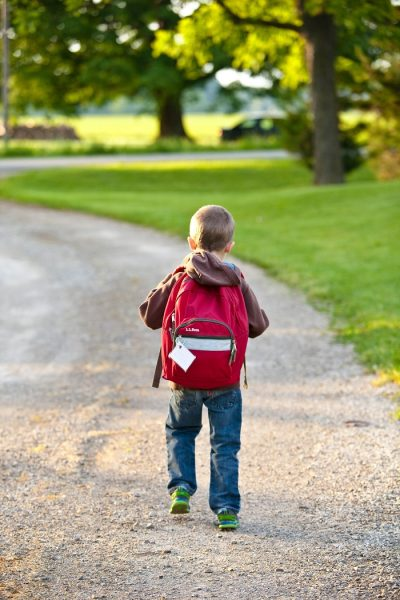 Top Tips for a Stree Free Back to School Transition