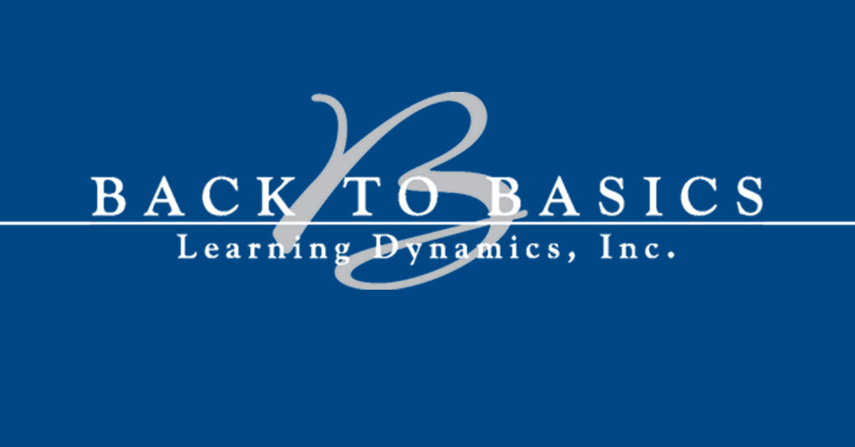 1-on-1 private tutoring Delaware | Back to Basics Learning