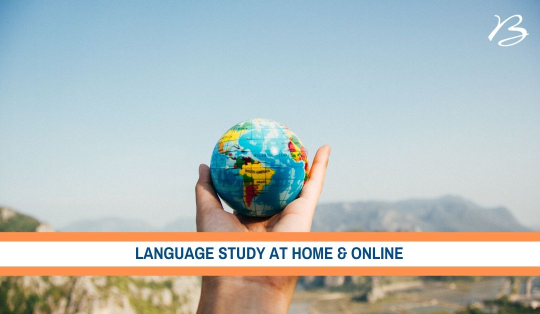 Language Study at Home & Online